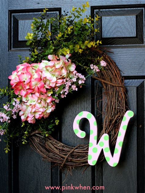spring outdoor wreaths spring floral outdoor wreath