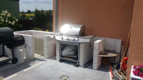 Küche Selbst Bauen Ytong by Outdoor Kuche Selber Bauen Holz Denvirdev Info
