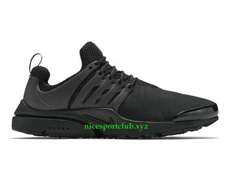 nike sport club de nike air presto prix chaussures pas cher pour homme black 305919 009