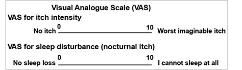 vas scale acta dermato venereologica verbalizing extremes of the