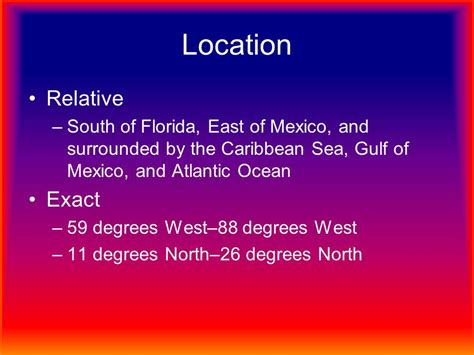 5 themes of geography mexico 5 themes of geography in the caribbean ppt download