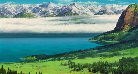 Studio Ghibli Movies by Wallpaper Wednesday 3 Studio Ghibli Wallpapers