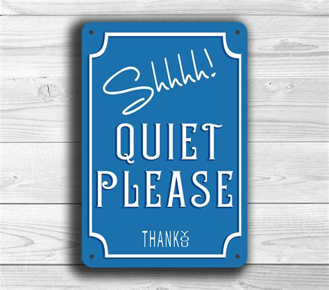 printable quiet signs shhh quiet please signs pictures to pin on pinterest