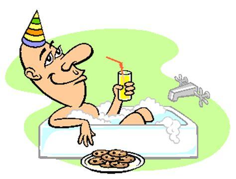 bathtub day bathtub party day