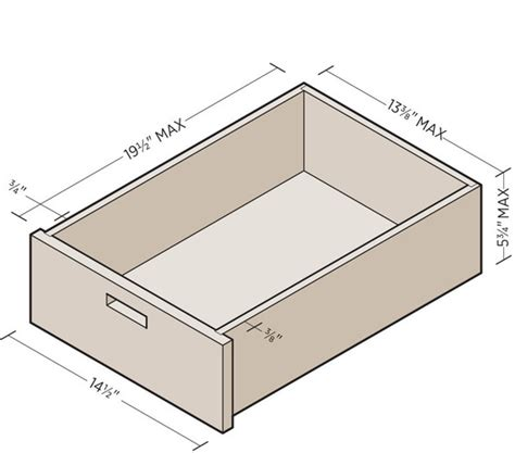 Make A Drawer Box by How To Build A Diy Modern Box Or Storage Unit From