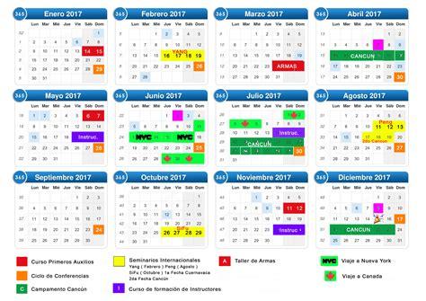 Calendario 2018 Semana Santa Mexico Eventos Y Seminarios 2017