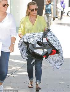 Hilary Duff Has Indeed Gained A Few The Website by Hilary Duff Had Putting On Baby Weight While