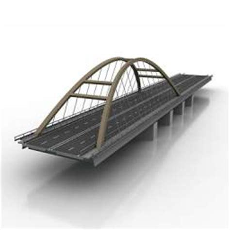 Home Decoration Curtains 3d bridges bridge n071108 3d model gsm 3ds for