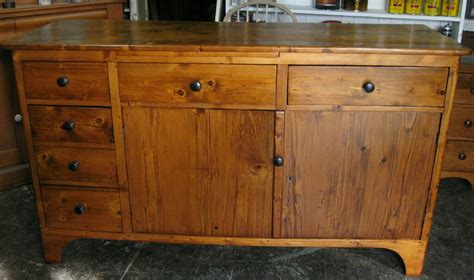 Sideboard Pine collectivator pine sideboard