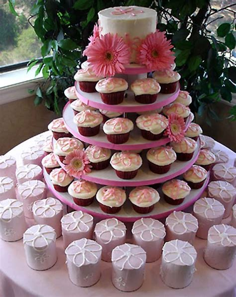 wedding cupcake ideas memorable wedding 4 advantages of a cupcake wedding cake