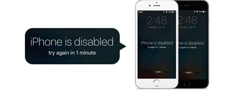 how to unlock a disabled iphone