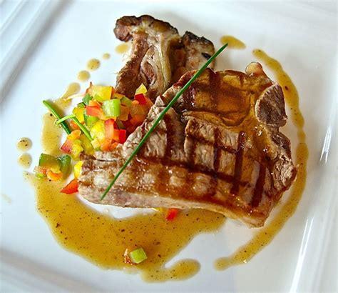 cuisiner l agneau recette l agneau en deux cuissons du chef corentin de dryver