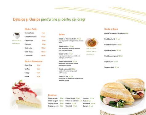 menu layout definition restaurant menu exle on behance