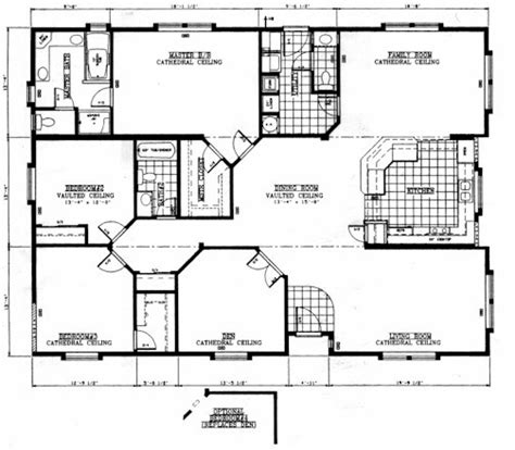 floor plans mansions valley quality homes mansion series 2834 floor plan