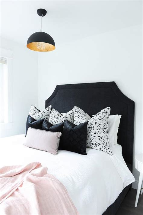 black pink and white bedroom black and white bedroom design ideas