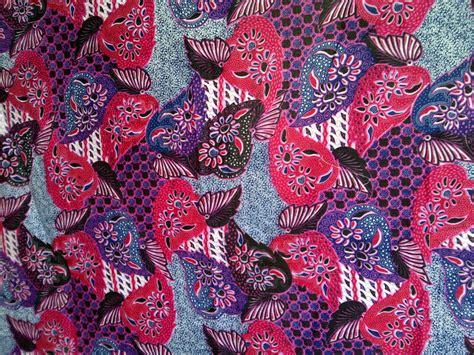 gambar motif batik indonesia batik the locomotive of pekalongan s creative economy