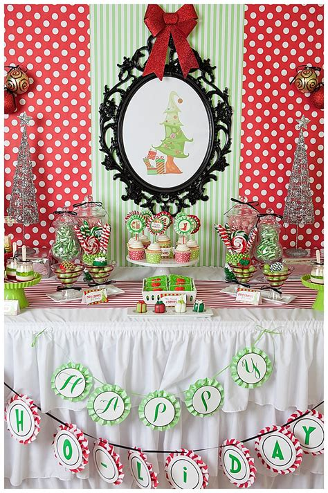 grinch inspired decorating a grinch inspired hoopla events krista o