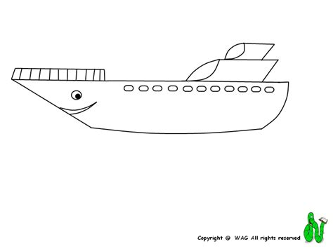 boat template boat template for cake ideas and designs