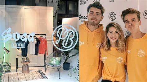 sugg life x pb london store opening was everything youtube