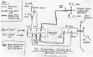 Brake Line Diagram 2000 Gmc Chevy 4x4 Actuator Wiring Diagram Get Free Image About