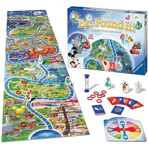 disney eye found it board educational toys planet