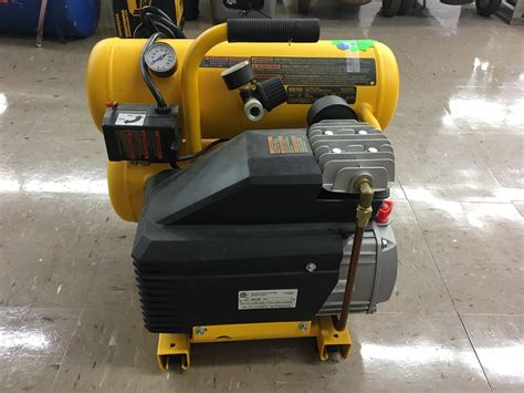 Dewalt 4 Gallon Dual Tank Air Compressor Southside Pawn