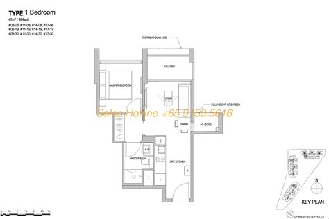 floor plan sites park place residences phase 2 showflat 65 6100 1380