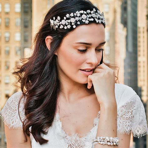 Wedding Hair Accessories Hong Kong by Hong Kong Wedding Bridal Hair Accessories