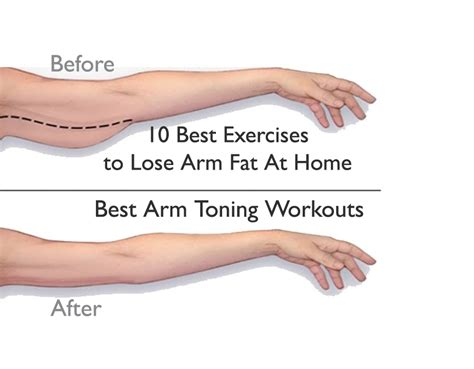 best home exercise 10 best effective exercises to lose arm at home