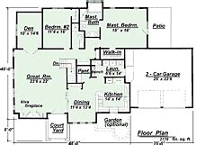 Adobe Style Home Plans by Adobe House Plan Specifications For Southwest 940 Style