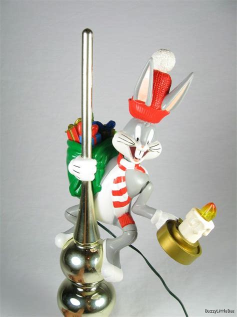 mr christmas bugs bunny lighted animated christmas tree