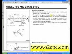 mitsubishi fuso service manual youtube