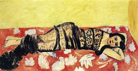 Reclining Matisse by The Gallery For Gt Odalisque Matisse