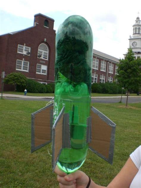 How To Make A L From A Bottle by How To Make A Bottle Rocket
