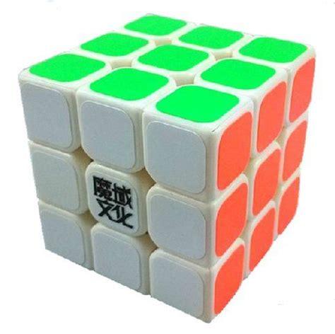 Rubik 3x3 Yj moyu aolong 3 x 3 x 3 speed cube white puzzle 2015 top brain teasers