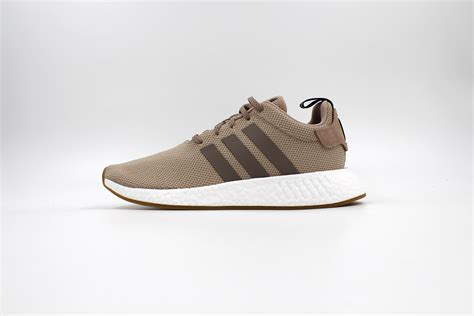 Adidas Nmd Beige adidas nmd r2 beige by9916 sapato sneakerstore