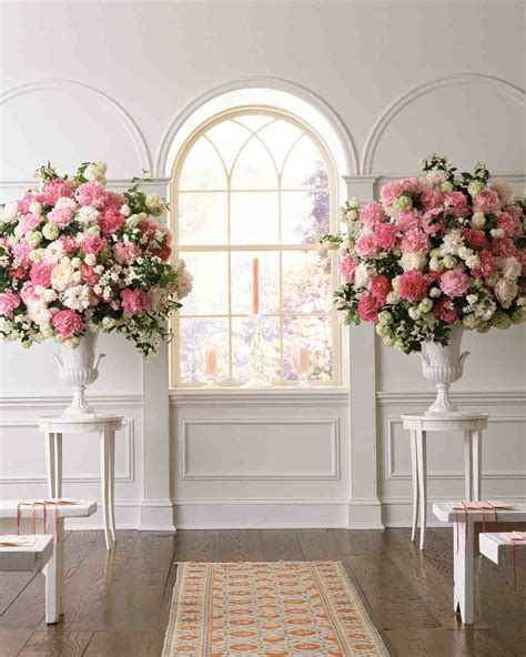 Martha Stewart Weddings by Peony Inspired Wedding Ideas Martha Stewart Weddings