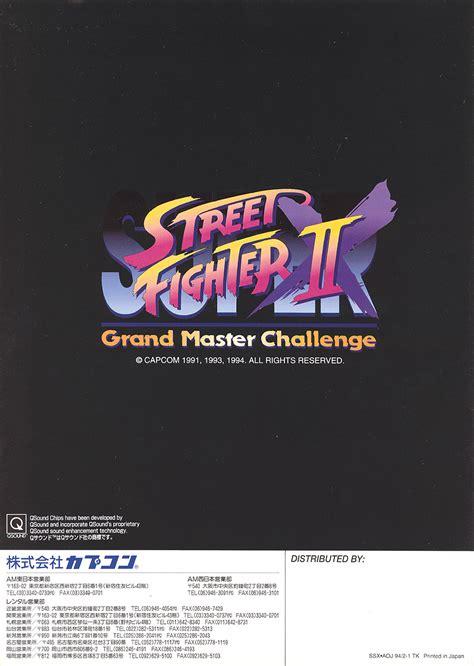 fighter 2 grand master challenge roms 1 au total