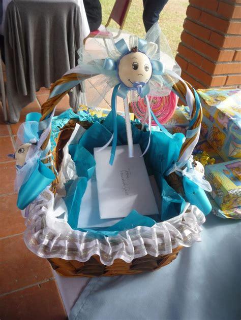 canasta para recuerdos de baby shower ideas