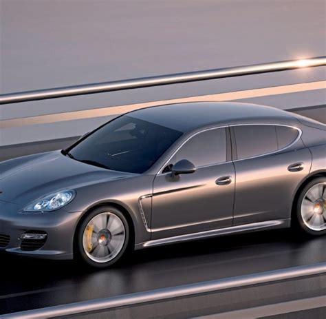 Porsche Panamera Ps by Panamera Turbo S Porsches Luxus Limousine Mit 550 Ps Welt