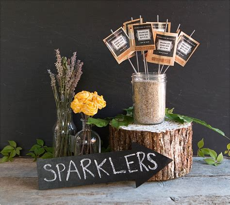 Wedding Favors Sparklers by Wedding Favor Friday Sparkler Send Offs Wedding Inspiration