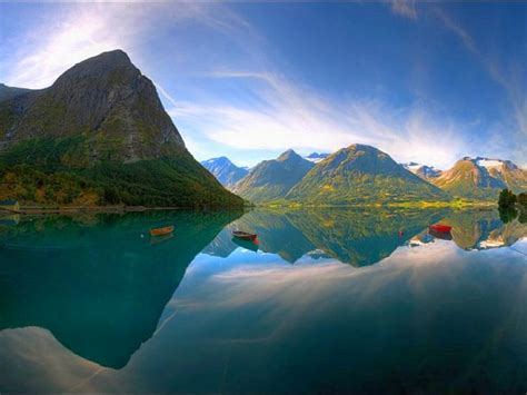 Peaceful landscape wallpaper forwallpaper com