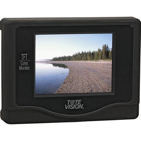 Monitor Lcd Vision 15 tote vision lcd 410 4 inch portable lcd monitor lcd 410 b h