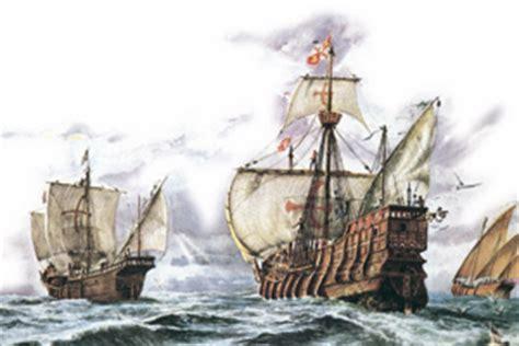 las embarcaciones de cristobal colon resumen am 233 rica y chile icarito