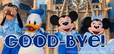 good bye dream mickey mouseketrips