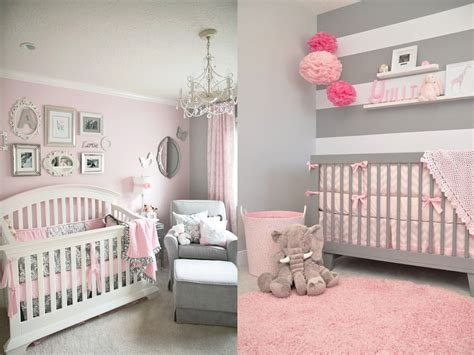 pink baby bedroom ideas 17 pink nursery room design ideas for your baby girls 16700 | 17 Pink Nursery Room Design Ideas For Your Baby Girls