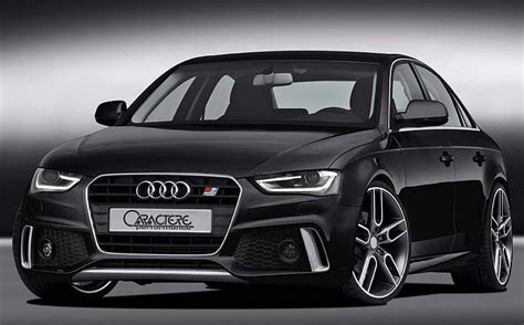 Audi Redesign 2016 Audi A4 Redesign Car Wallpaper