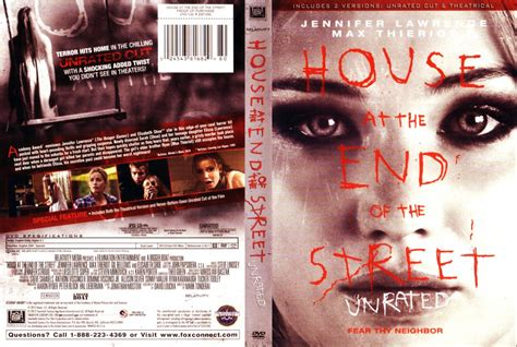 the house at the end of the street house at the end of the street movie dvd scanned covers house at the end of the