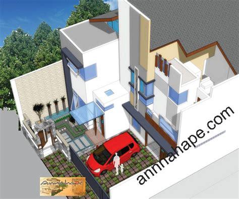 sketsa rumah rumah modern rumah idaman mewah annahape stu flickr