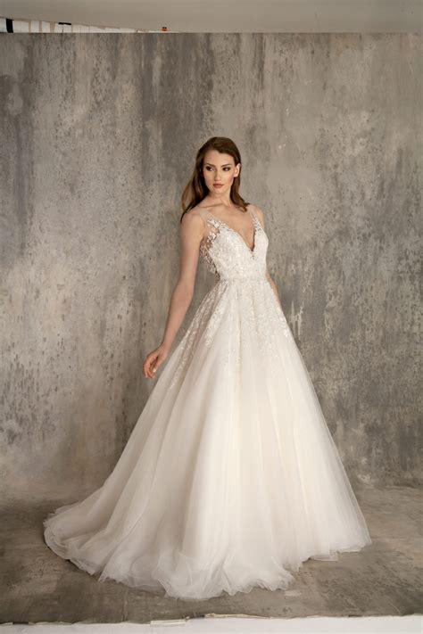 a line wedding dress kleinfeld bridal